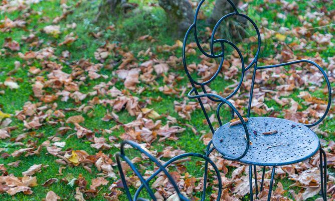 Trabajos de bricolaje para el otoño y el invierno